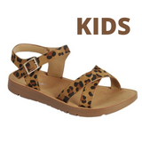 REFORM-08K KIDS Leopard - ShoeNami