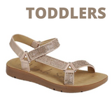 REFORM-76KA TODDLER Rose Gold - ShoeNami