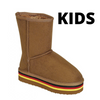 AMY-19K KIDS Tan - ShoeNami