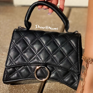 BARDOZA PURSE Black - ShoeNami