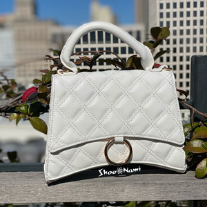BARDOZA PURSE White - ShoeNami
