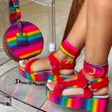 BARISTA-3 Rainbow - ShoeNami