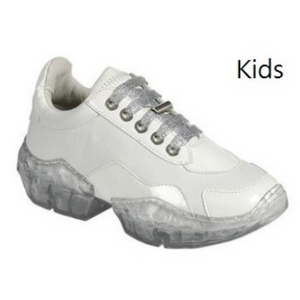CRYSTAL-1K KIDS White - ShoeNami