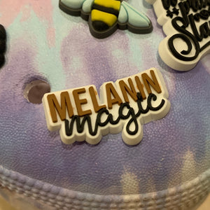 SHOE CHARMS - MELANIN MAGIC - ShoeNami