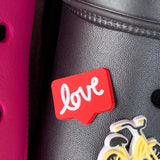 SHOE CHARMS - LOVE QUOTE BOX - ShoeNami