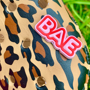 SHOE CHARMS - BAE - ShoeNami