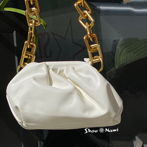 JETSETTER PURSE Bone White - ShoeNami