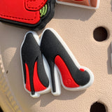 SHOE CHARMS - RED BOTTOMS