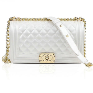 JELLICA PURSE White - ShoeNami