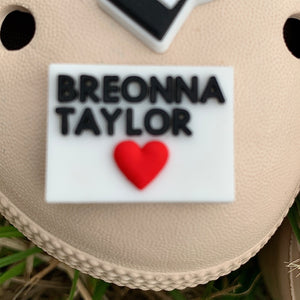 SHOE CHARMS - BREONNA TAYLOR - ShoeNami
