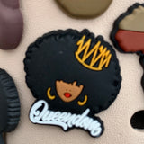 SHOE CHARMS - QUEENDOM - ShoeNami