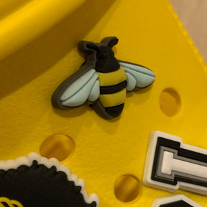 SHOE CHARMS - BEE - ShoeNami