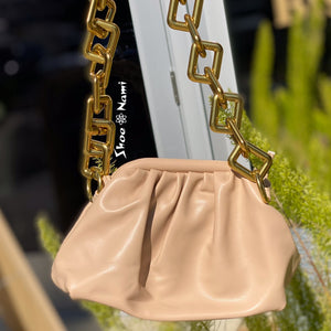 JETSETTER PURSE Nude - ShoeNami