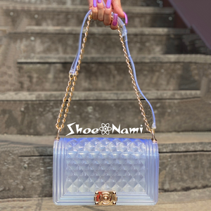 JELLICA PURSE Clear - ShoeNami