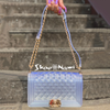 JELLICA PURSE Clear