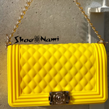 JELLICA PURSE Yellow - ShoeNami