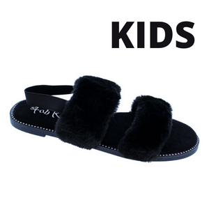 K-MINXX1 KIDS Black - ShoeNami