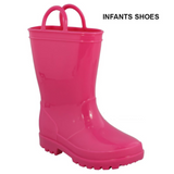 KAVA-1A TODDLERS Pink - ShoeNami