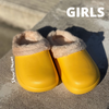 TEDDY BEAR GIRLS Yellow - ShoeNami