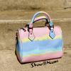 WATERCOLORS PURSE Tie-Dye - ShoeNami