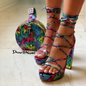 YUKO-67 Rainbow Snake - ShoeNami