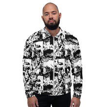 Load image into Gallery viewer, Bomber Jacket - Unisex Style - Urban Chic Unique Streetwear by Blueblood Collection