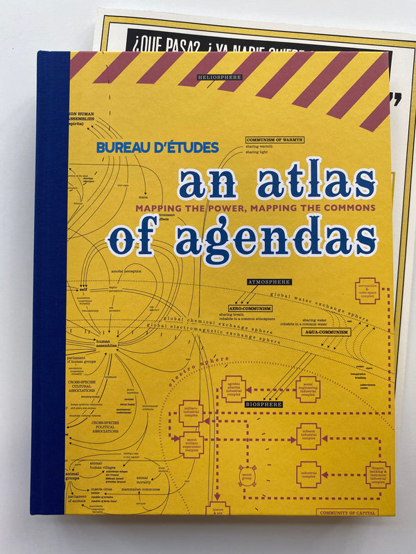 Atlas of Agendas - Mapping the Power, Mapping the Commons (2nd Ed.)