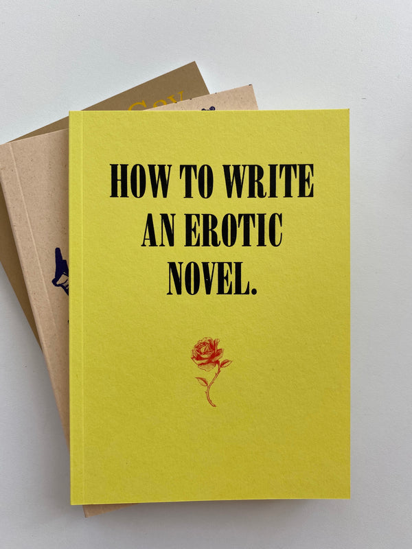 How to Write an Erotic Novel