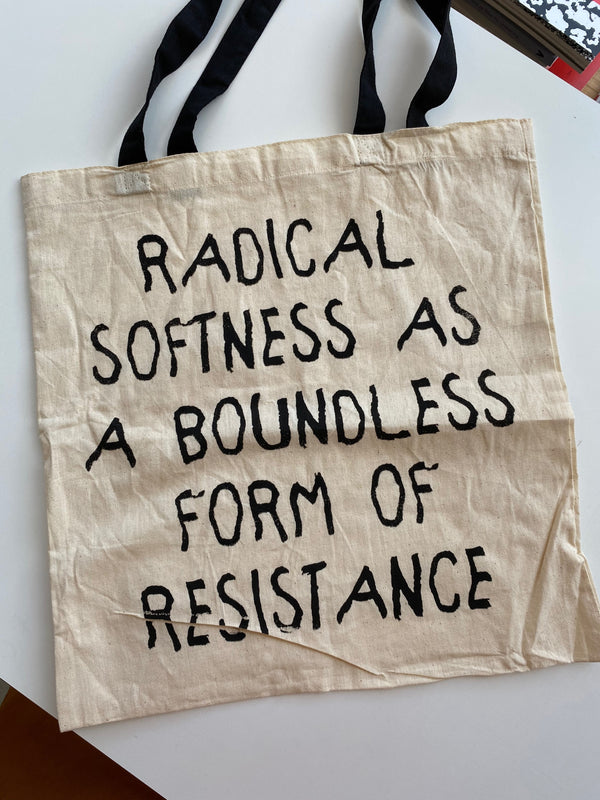 Radical Softness as a Boundless Form of Resistance Tote Bag