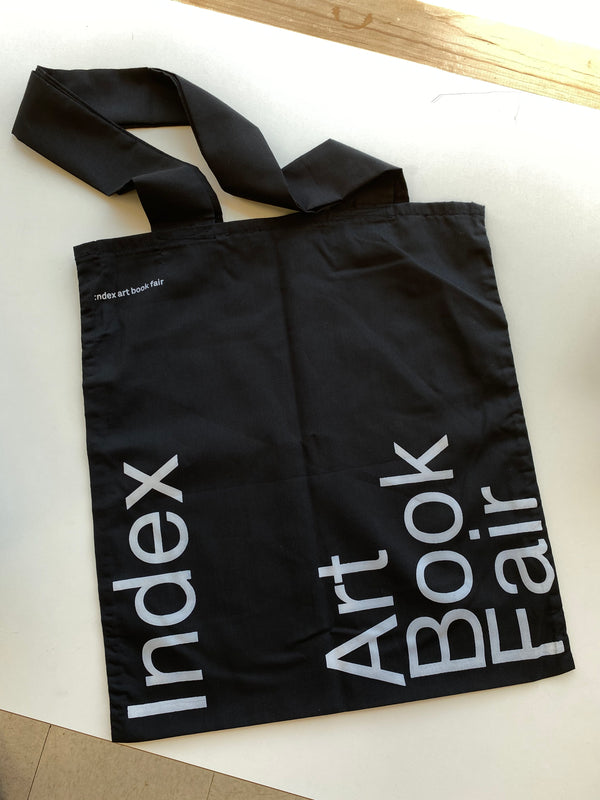 Index Art Book Fair Tote Bag
