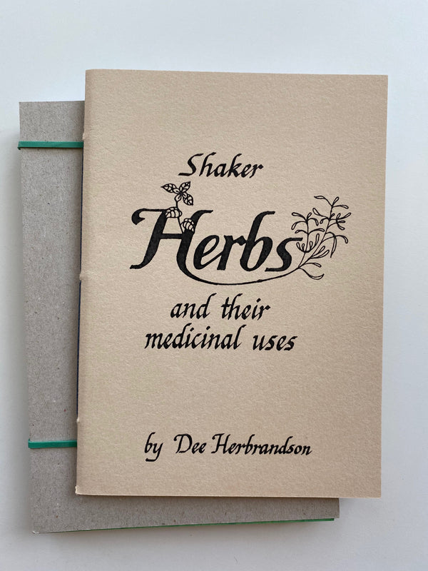 Shaker Herbs and Their Medicinal Uses