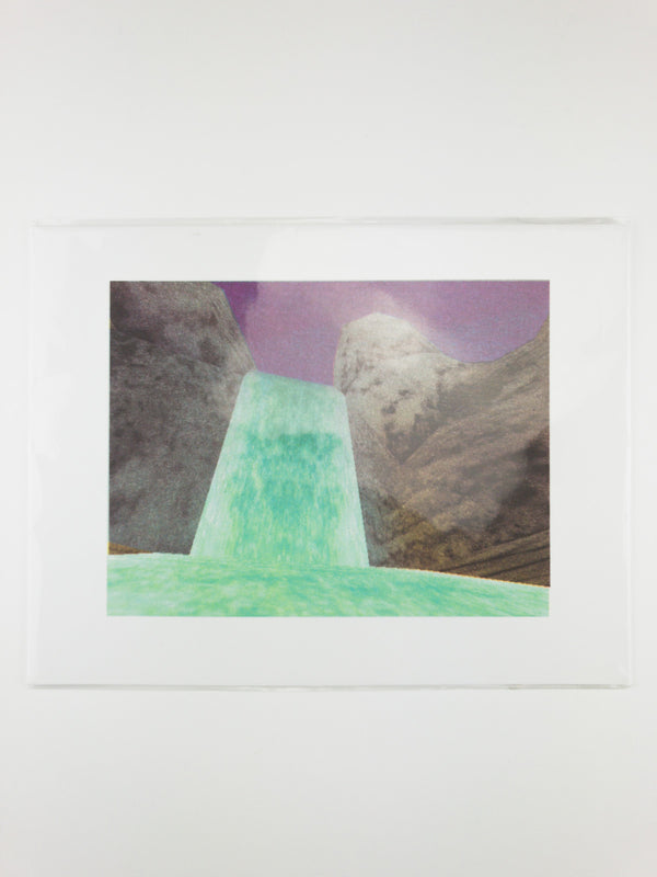 Valley II (Print)