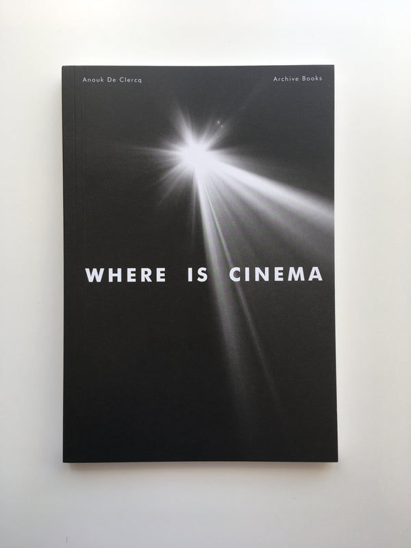 Where Is Cinema?
