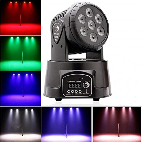 70W 4 In 1 RGBW Moving Head LED Stage Light
