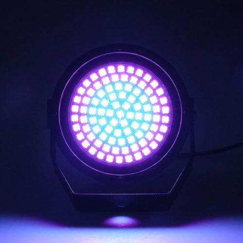 91 LED RGB Disco Colorful Strobe Stage Light with DMX512 Remote Control