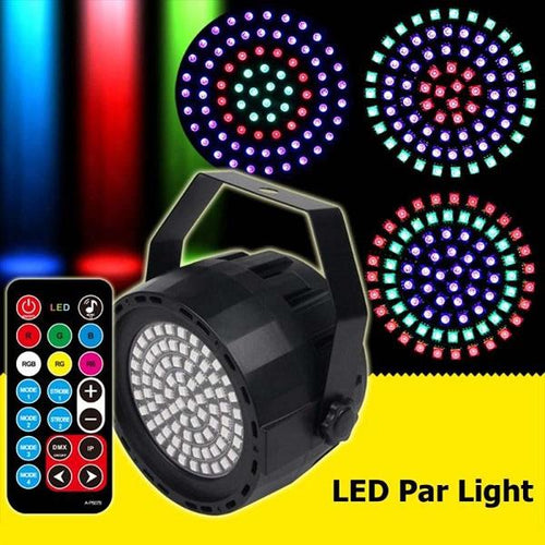 78 Pcs LEDs Auto Control Stage Light - RollingStar