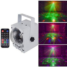 Load image into Gallery viewer, Voice Control 60 Patterns Stage Light - RollingStar