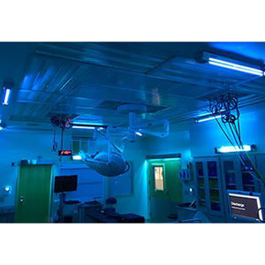 Ceiling Mount UV Lights for Operating Rooms & Unoccupied Spaces (SM)
