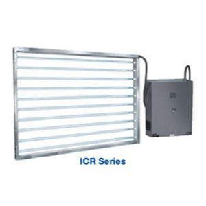 Custom Commercial / Industrial In-Duct (Air Stream) UV Light - (ICR) Series