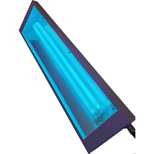 36 Watt Handheld Portable UV Sanitizing Light - Industrial Hospital Grade UVC - Powerful Disinfection