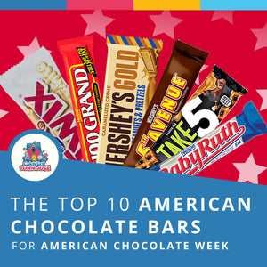 The Top 10 American Chocolate Bars