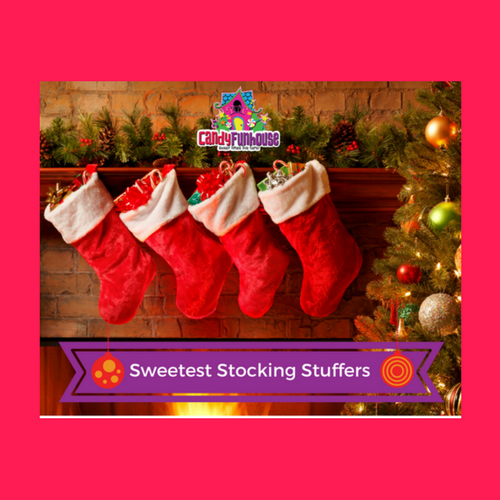 Candy is the Sweetest Chistmas Stocking Stuffer