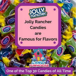 Jolly Rancher Candies are Famous for Flavors
