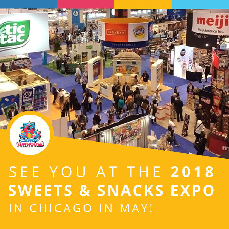 See You at the Sweets and Snacks Expo in May!