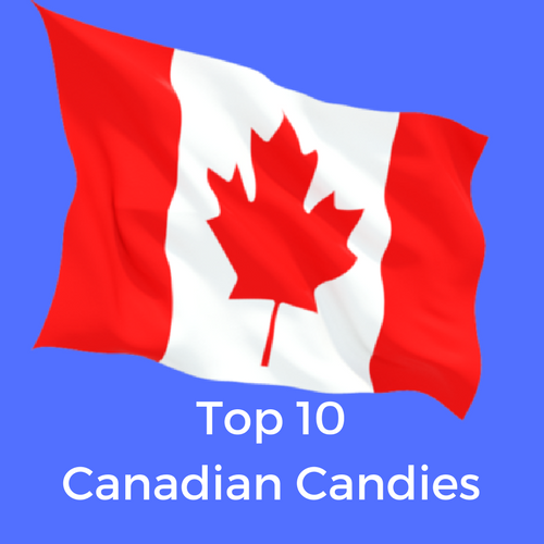 Top 10 Canadian Candies