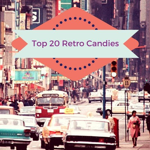 Top 20 Retro Candies