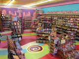 inside candy funhouse