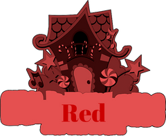candyfunhouse red logo