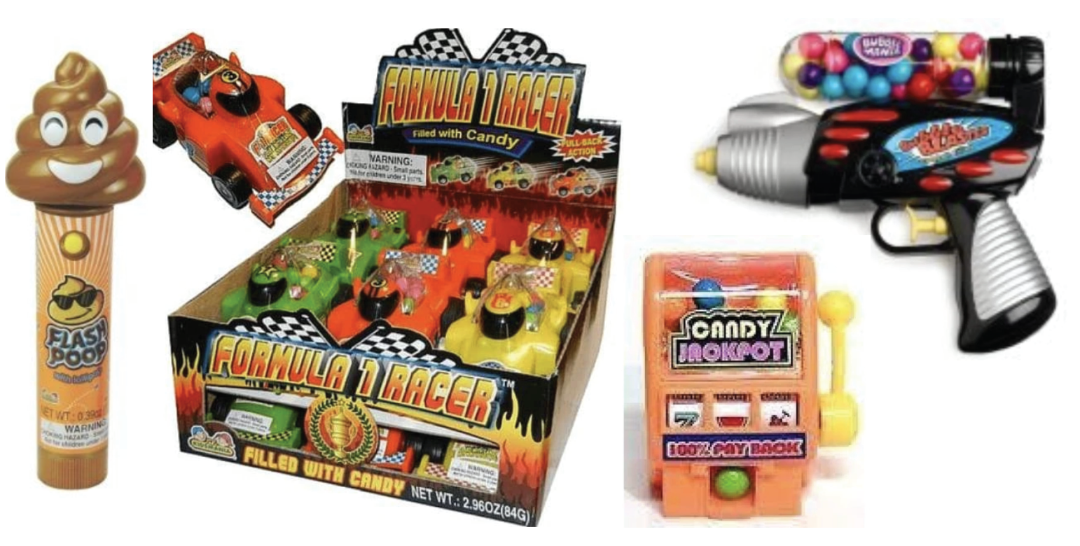 kidsmania specialty candy funhouse