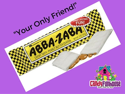 Abba Zaba Old Fashioned Candy